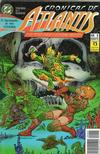 Cover for Las Crónicas de Atlantis (Zinco, 1991 series) #5