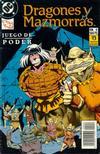 Cover for Dragones y Mazmorras (Zinco, 1990 series) #6