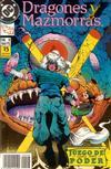 Cover for Dragones y Mazmorras (Zinco, 1990 series) #8