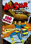 Cover for All Star Adventure Comic (K. G. Murray, 1959 series) #7