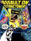 Cover for Assault on Titans' Tower! (Federal, 1983 series)