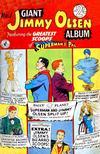 Cover for Giant Jimmy Olsen Album (K. G. Murray, 1966 ? series) #1