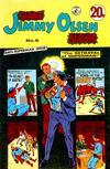 Cover for Giant Jimmy Olsen Album (K. G. Murray, 1966 ? series) #6