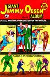 Cover for Giant Jimmy Olsen Album (K. G. Murray, 1966 ? series) #8