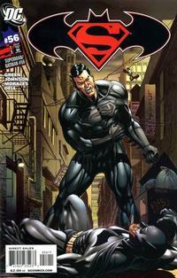 Cover Thumbnail for Superman / Batman (DC, 2003 series) #56