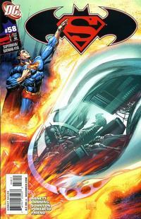 Cover Thumbnail for Superman / Batman (DC, 2003 series) #58