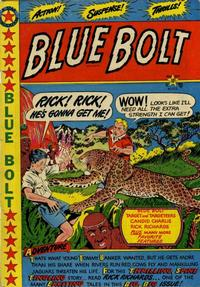 Cover Thumbnail for Blue Bolt (Star Publications, 1949 series) #102