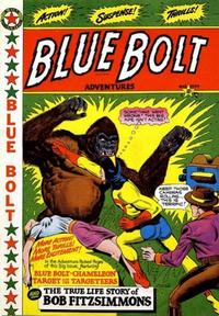 Cover Thumbnail for Blue Bolt (Star Publications, 1949 series) #104