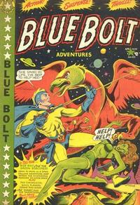 Cover Thumbnail for Blue Bolt (Star Publications, 1949 series) #105