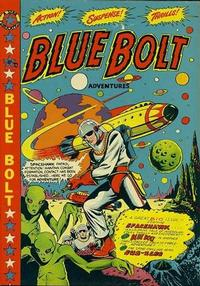 Cover Thumbnail for Blue Bolt (Star Publications, 1949 series) #106