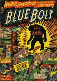 Cover Thumbnail for Blue Bolt (Star Publications, 1949 series) #109