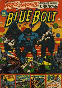 Cover Thumbnail for Blue Bolt (Star Publications, 1949 series) #110