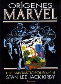 Cover Thumbnail for Orígenes Marvel (Planeta DeAgostini, 1991 series) #1