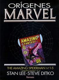 Cover Thumbnail for Orígenes Marvel (Planeta DeAgostini, 1991 series) #3