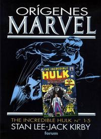 Cover Thumbnail for Orígenes Marvel (Planeta DeAgostini, 1991 series) #5
