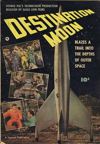 Cover Thumbnail for Destination Moon (Export Publishing, 1950 series) #[nn]