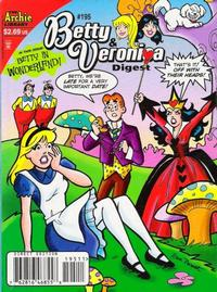 Cover Thumbnail for Betty and Veronica Comics Digest Magazine (Archie, 1983 series) #195 [Direct Edition]