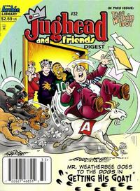 Cover Thumbnail for Jughead & Friends Digest Magazine (Archie, 2005 series) #32