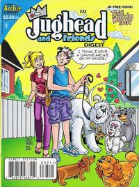 Cover Thumbnail for Jughead & Friends Digest Magazine (Archie, 2005 series) #33 [Direct Edition]