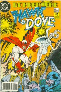 Cover for DC Premiere (Zinco, 1990 series) #1