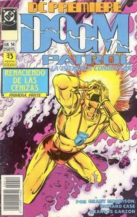 Cover Thumbnail for DC Premiere (Zinco, 1990 series) #14
