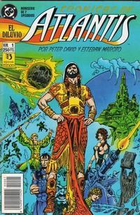 Cover Thumbnail for Las Crónicas de Atlantis (Zinco, 1991 series) #1