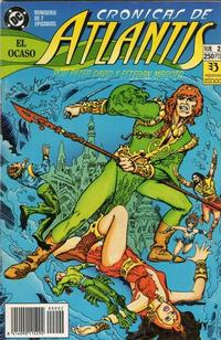 Cover Thumbnail for Las Crónicas de Atlantis (Zinco, 1991 series) #2