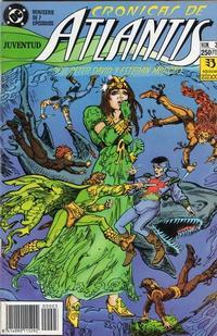 Cover Thumbnail for Las Crónicas de Atlantis (Zinco, 1991 series) #3