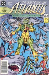 Cover Thumbnail for Las Crónicas de Atlantis (Zinco, 1991 series) #4