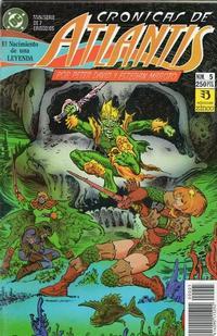 Cover Thumbnail for Las Crónicas de Atlantis (Zinco, 1991 series) #5
