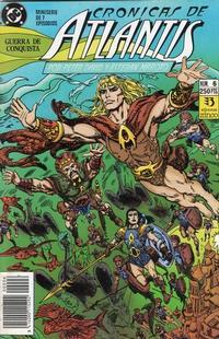 Cover Thumbnail for Las Crónicas de Atlantis (Zinco, 1991 series) #6