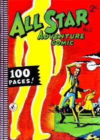 Cover Thumbnail for All Star Adventure Comic (K. G. Murray, 1959 series) #2