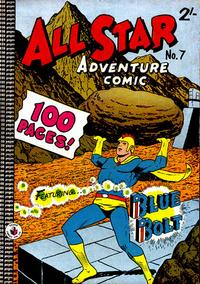 Cover Thumbnail for All Star Adventure Comic (K. G. Murray, 1959 series) #7