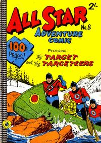 Cover Thumbnail for All Star Adventure Comic (K. G. Murray, 1959 series) #8