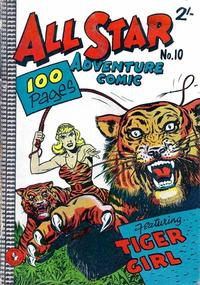 Cover Thumbnail for All Star Adventure Comic (K. G. Murray, 1959 series) #10