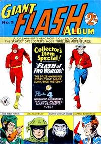 Cover Thumbnail for Giant Flash Album (K. G. Murray, 1965 ? series) #3
