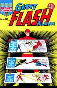 Cover Thumbnail for Giant Flash Album (K. G. Murray, 1965 ? series) #12
