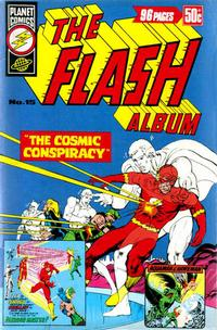 Cover Thumbnail for The Flash Album (K. G. Murray, 1976 series) #15