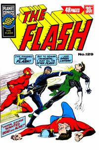 Cover Thumbnail for The Flash (K. G. Murray, 1975 ? series) #129