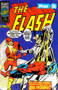 Cover Thumbnail for The Flash (K. G. Murray, 1975 ? series) #140