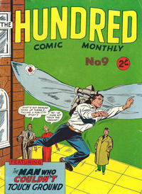 Cover Thumbnail for The Hundred Comic Monthly (K. G. Murray, 1956 ? series) #9