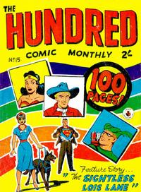 Cover Thumbnail for The Hundred Comic Monthly (K. G. Murray, 1956 ? series) #15