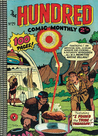 Cover Thumbnail for The Hundred Comic Monthly (K. G. Murray, 1956 ? series) #29