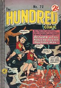 Cover Thumbnail for The Hundred Comic (K. G. Murray, 1961 ? series) #72