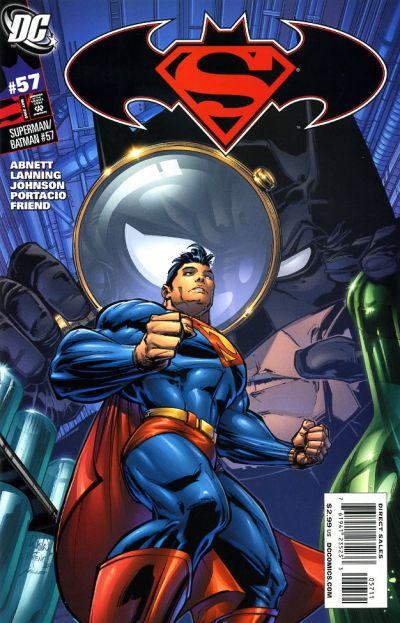 Cover for Superman / Batman (DC, 2003 series) #57
