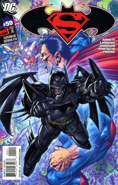 Cover for Superman / Batman (DC, 2003 series) #59