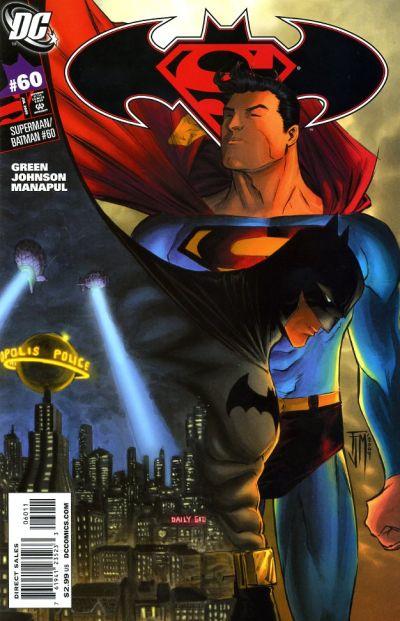 Cover for Superman / Batman (DC, 2003 series) #60