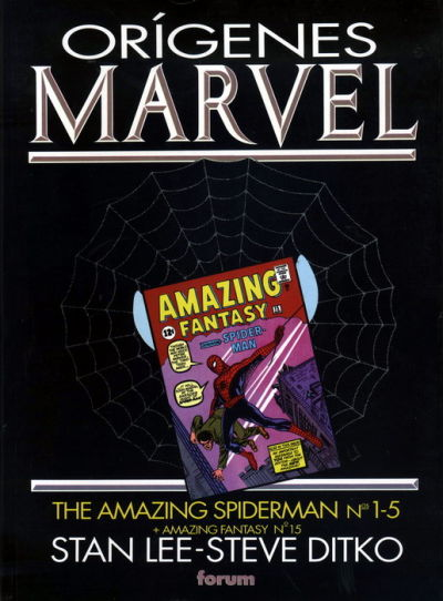 Cover for Orígenes Marvel (Planeta DeAgostini, 1991 series) #3