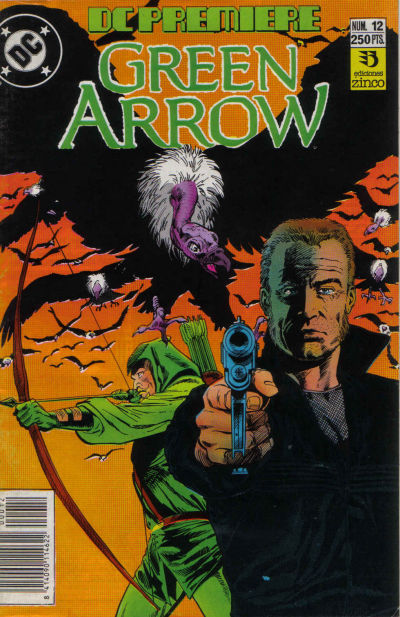 Cover for DC Premiere (Zinco, 1990 series) #12