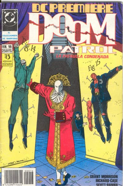 Cover for DC Premiere (Zinco, 1990 series) #16